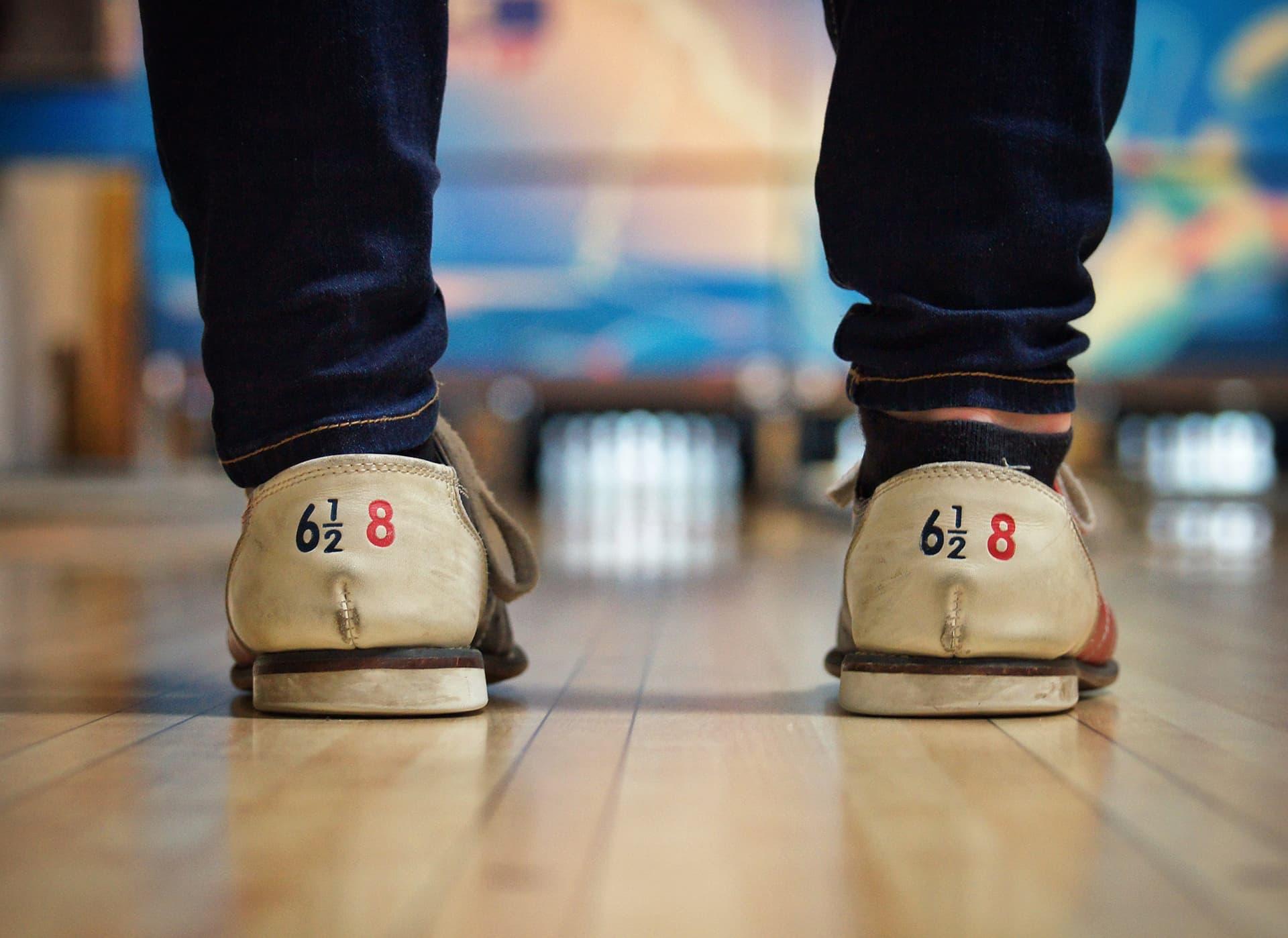 bowling sko bagfra