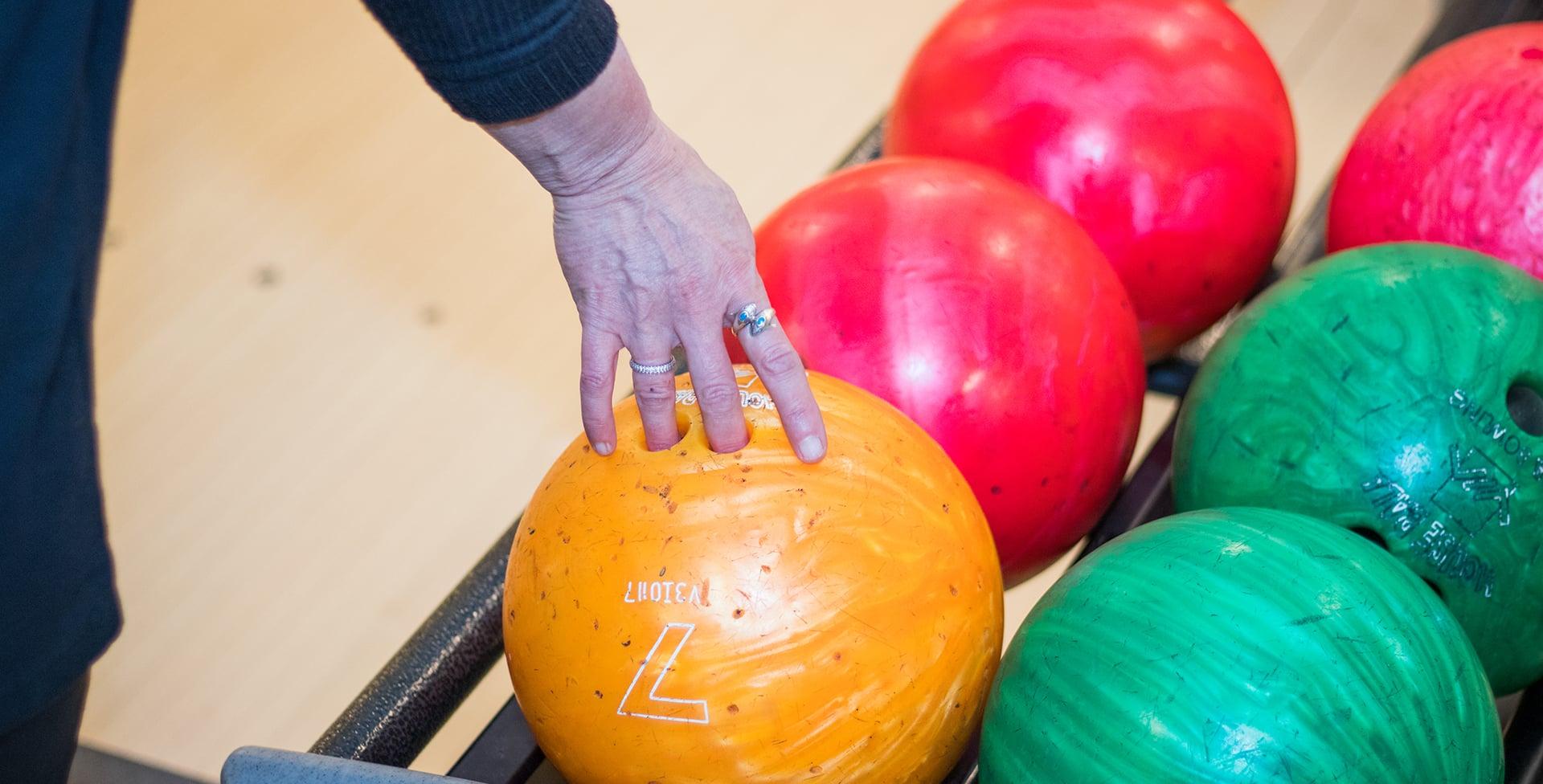 bowlingkugler