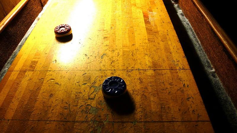 shuffleboard i odense