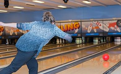 seniorbowling aktivitet