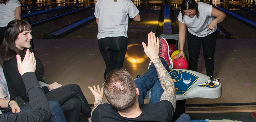 Party bowling odense